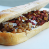 Kielbasa Cheesesteak