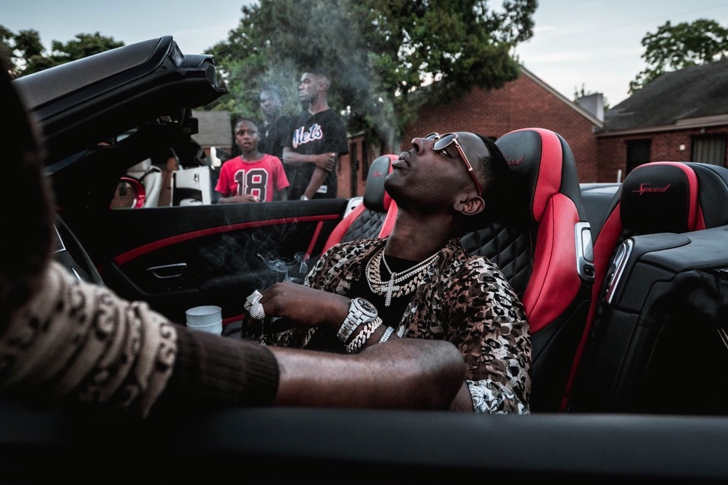 YOUNG DOLPH - THE ROLE MODEL TOUR