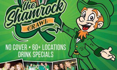 shamrock bar crawl