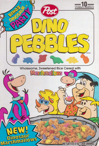 dino pebbles