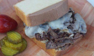 pound cake cheesesteak