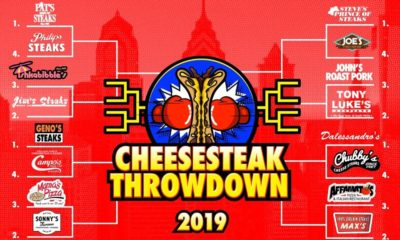 the cheesesteak throwdown