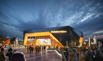 the fusion esports arena