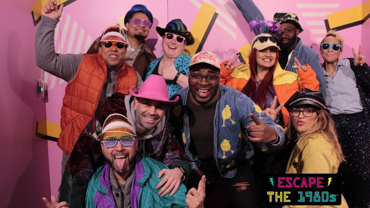 Tubular 80's Karaoke