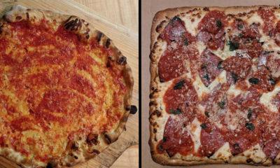 circles + Squares Pizza