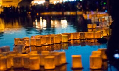 1000 LIGHTS WATER LANTERN FESTIVAL Philadelphia