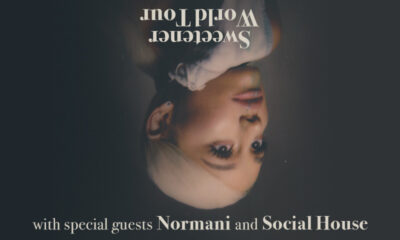 Ariana Grande (2nd Show Added) with Normani and Social House