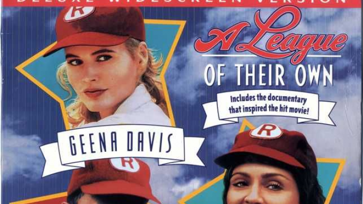 Movies at Schuylkill Banks- A LEAGUE OF THEIR OWN
