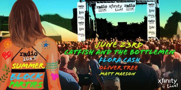 Radio 104.5 Summer Block