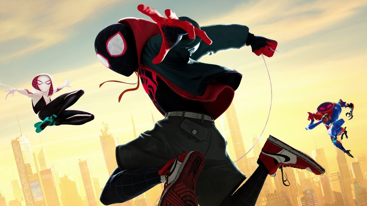 SCREENINGS UNDER THE STARS- Spider-Man- Into the Spiderverse