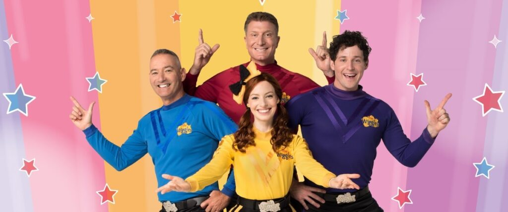 The Wiggles-Party Time Tour!