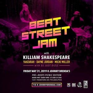 baet street jam