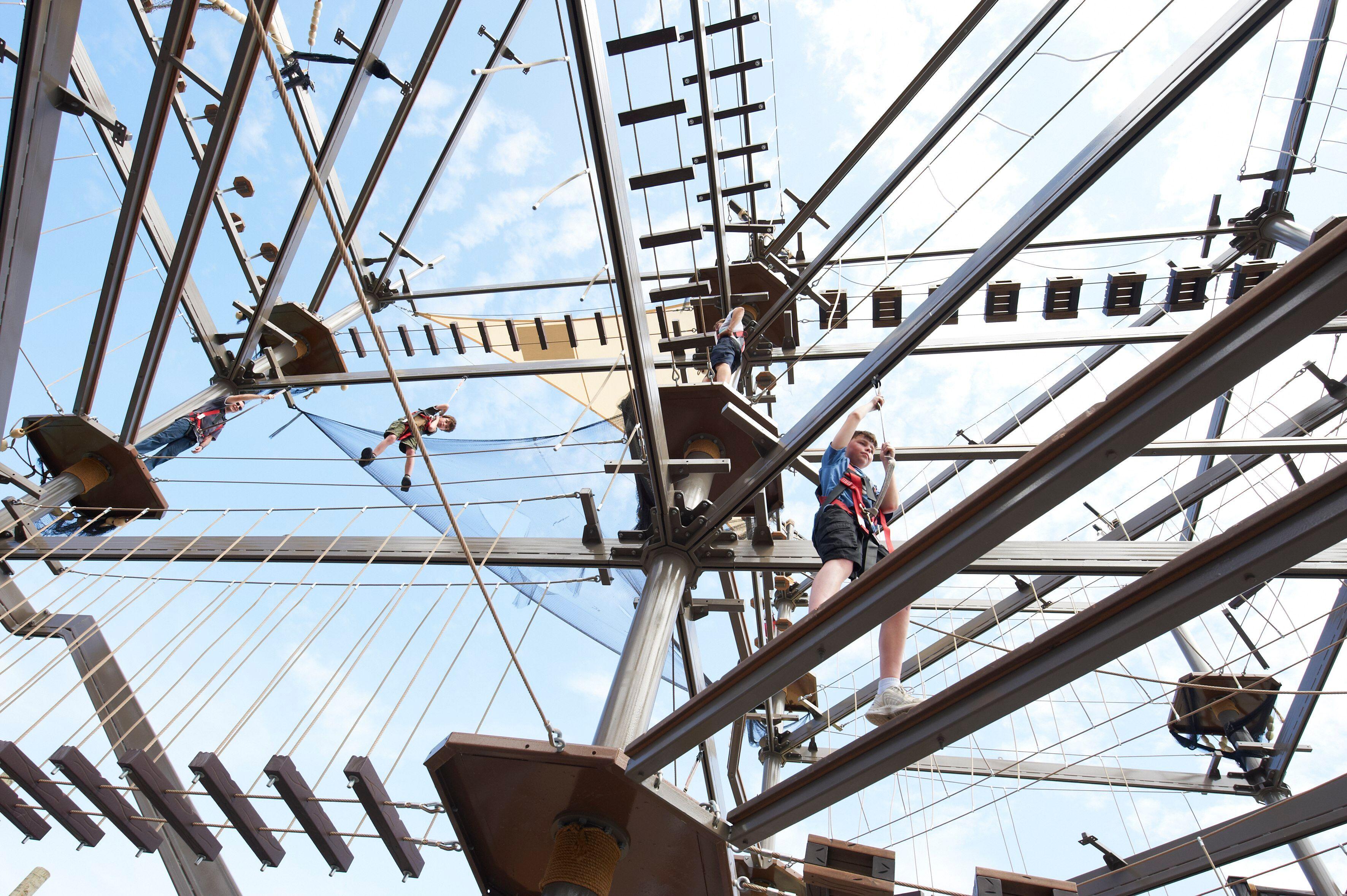 philadelphia zoo ziplining