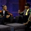 Mister Rogers was on the Arsenio Hall show