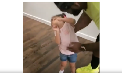 brandon graham consoles daughter