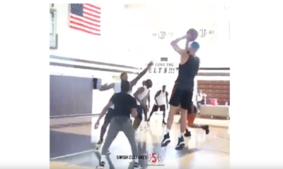 ben simmons works on jumper