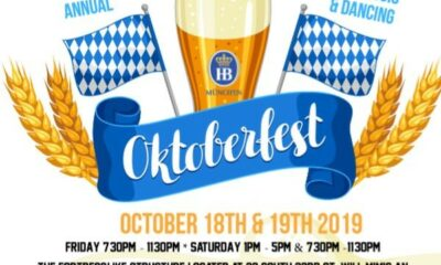 OktoberFest Philly 2019 at The 23rd Street Armory