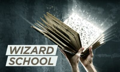 SCIENCE AFTER HOURS- WIZARD SCHOOL