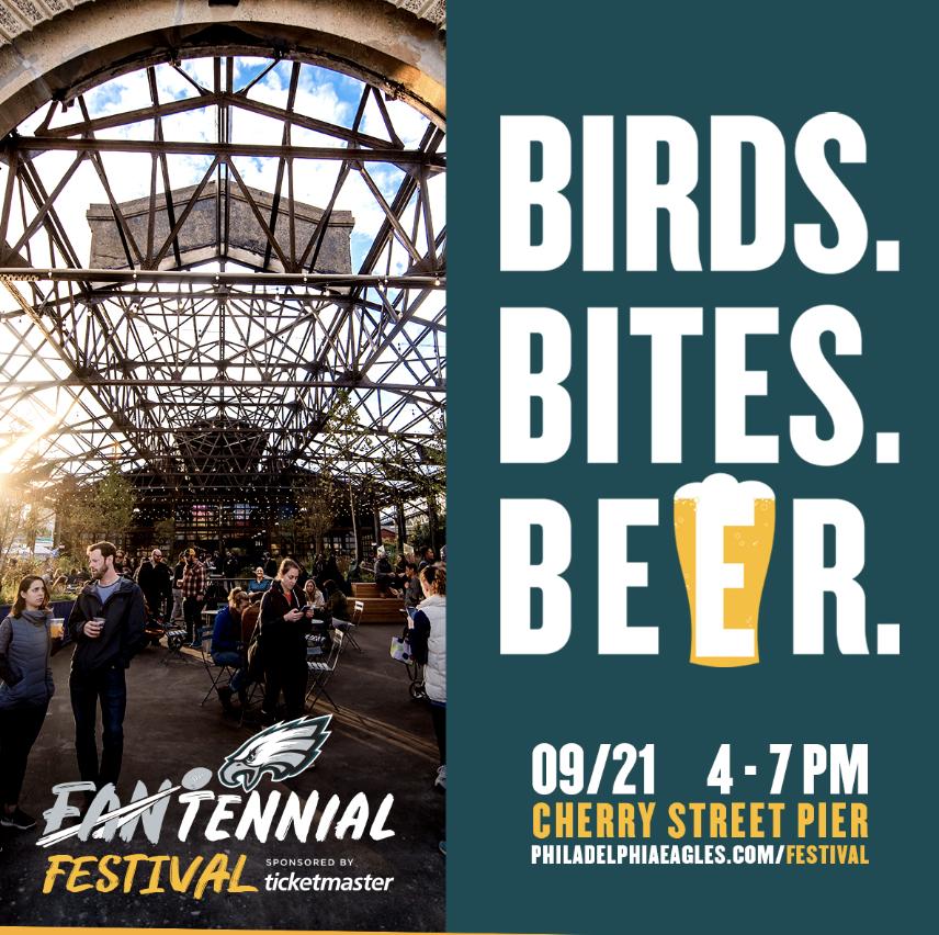 Eagles Fantennial Festival