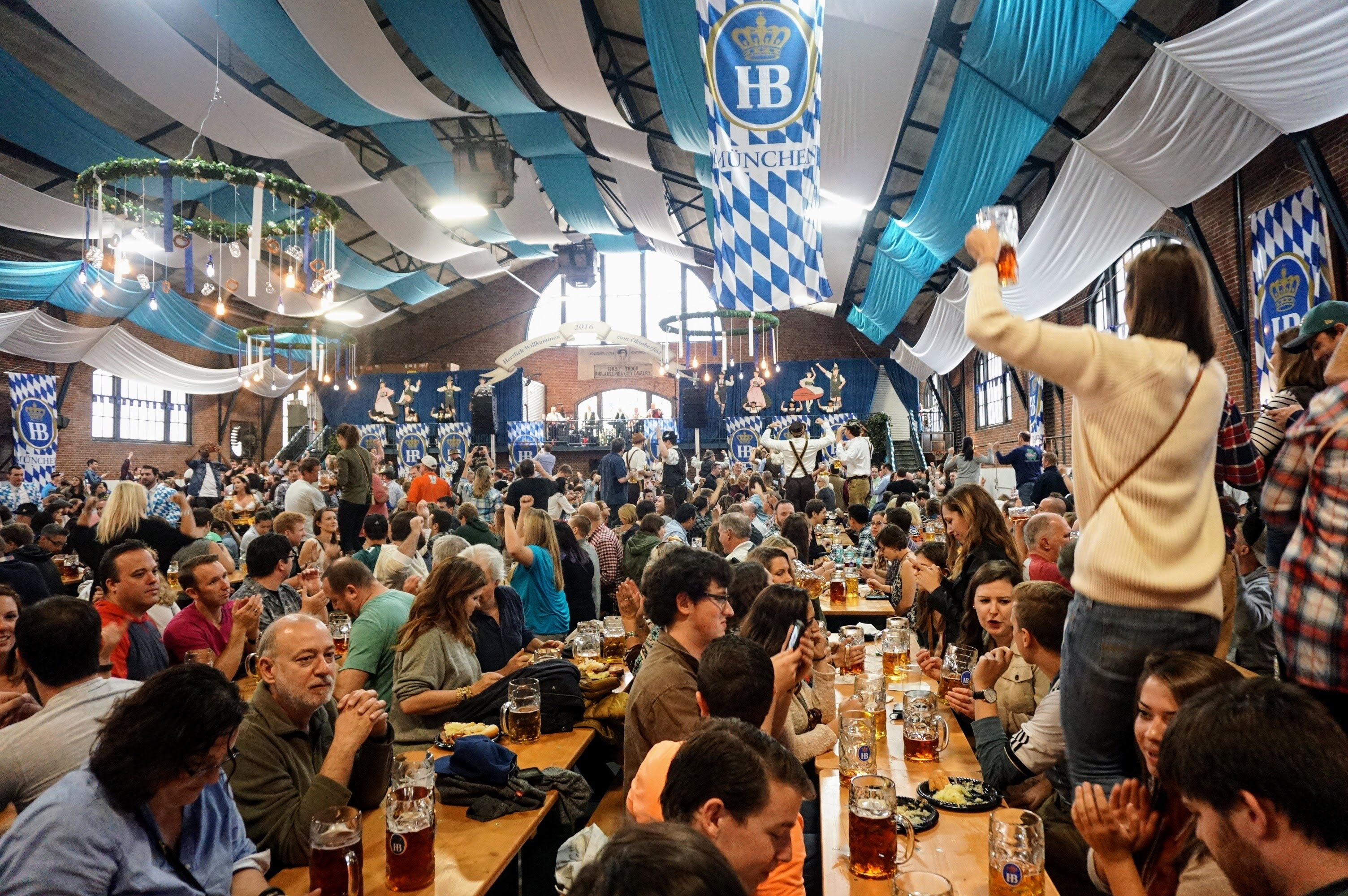 Brauhaus Schmitz is Bringing Munich to Philadelphia With a Grand Transformation of The 23rd St. Armory!