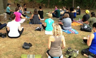 Guided Hike & Meditation at Fairmount Park Horticulture Center