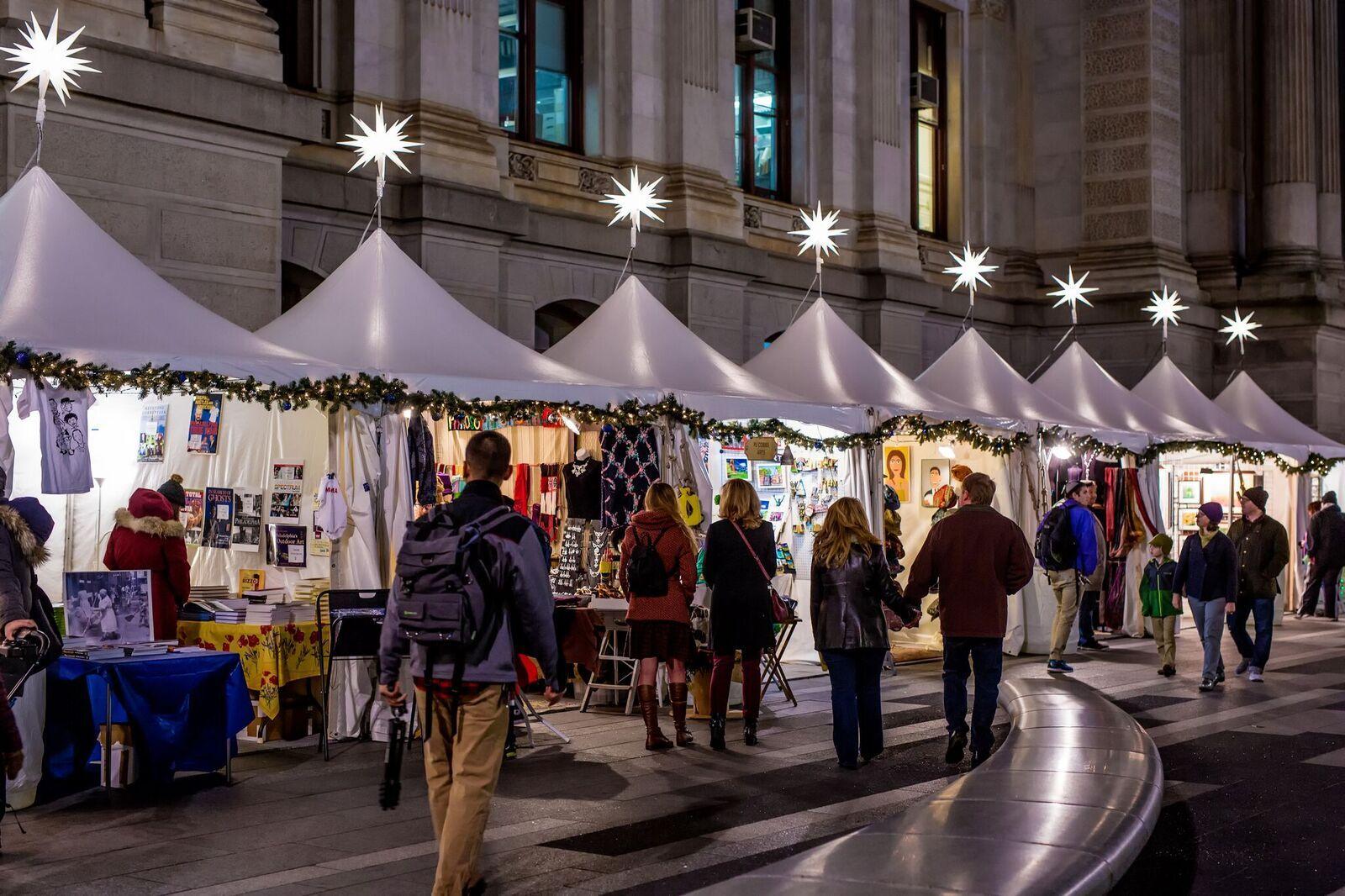 philadelphia holiday market