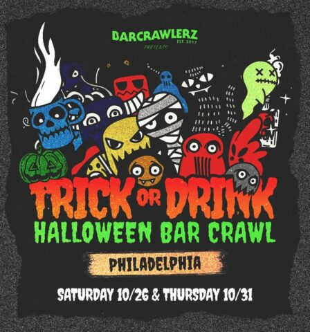 trck or drink bar crawl