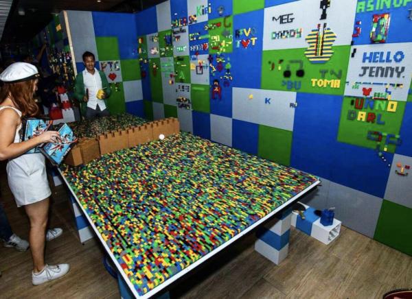 the_brick bar ping pong