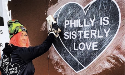 Philly is sisterly love