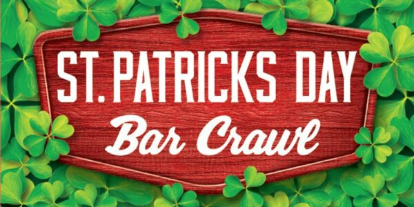St. Patrick's Day Bar Crawl Philadelphia