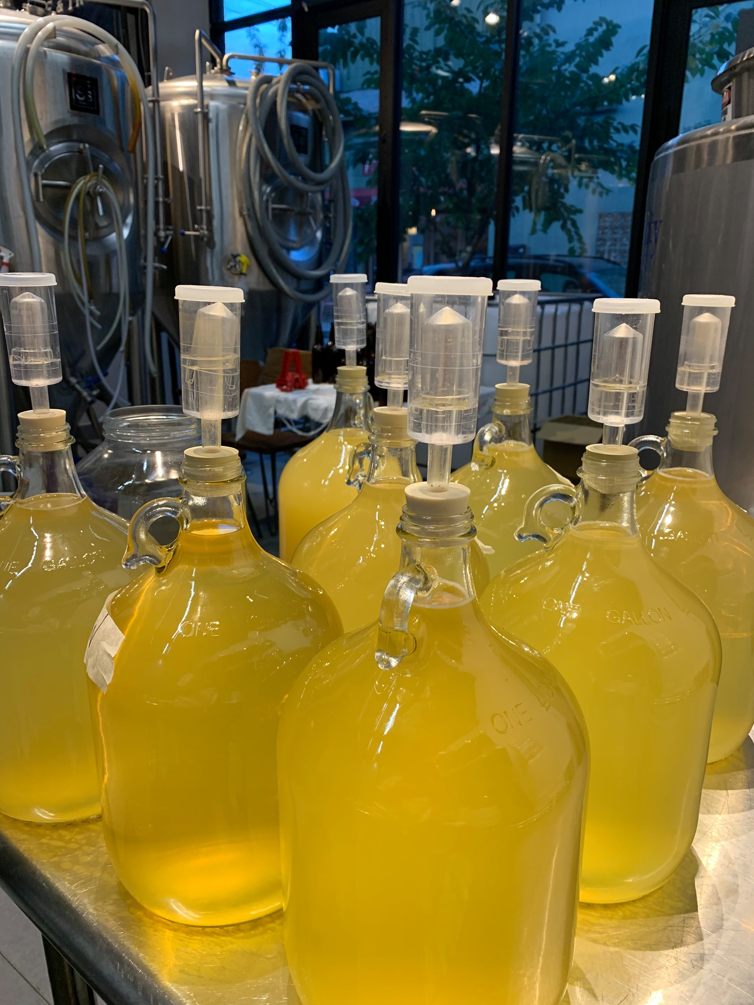 Winter Cider Making Course