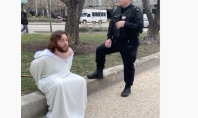 philly jesus arrested