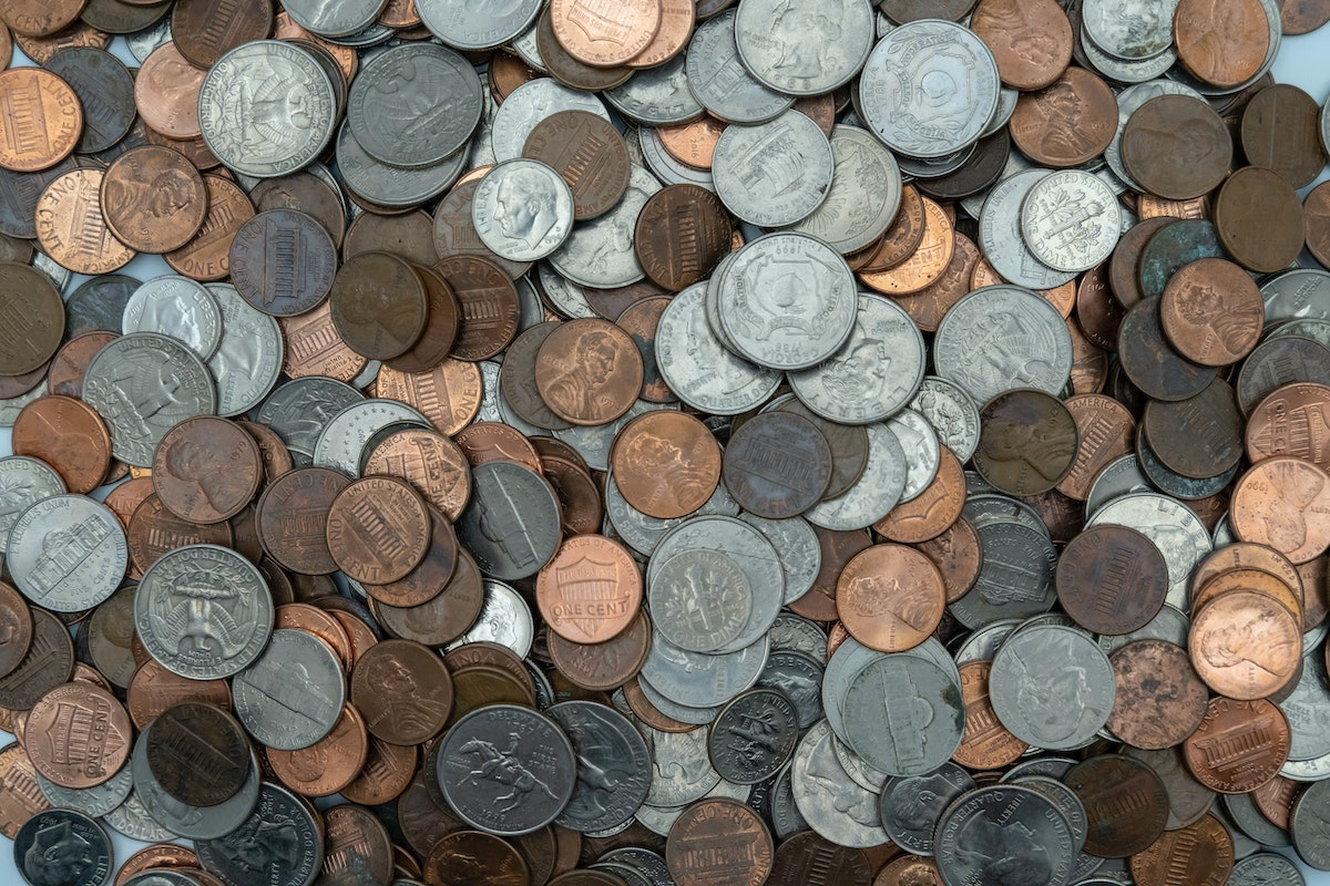 the us is experince a coin shortage