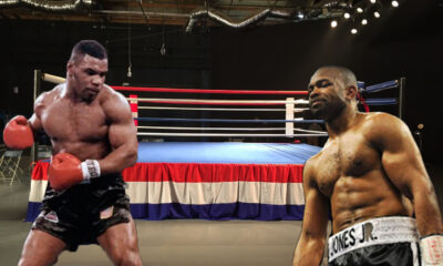 tyson vs jones exhibition match