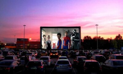 Drive-In Cinema Club